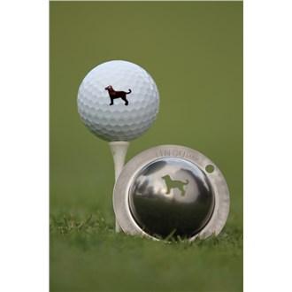 Tin Cup Ball Marker  Dulin
