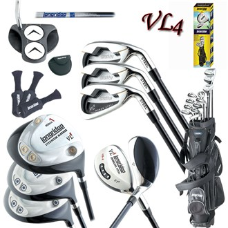 Longridge VL4 Ladies Package Golf Set