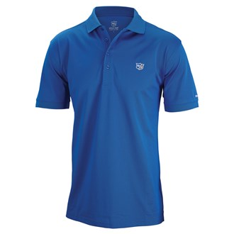 Wilson staff mens authentic polo shirt van kantoor artikelen tip.
