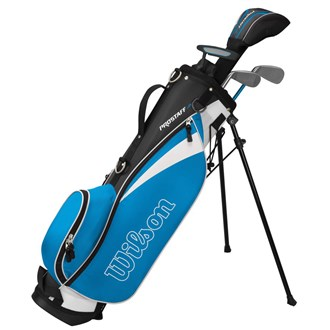 Wilson Junior Prostaff HDX Blue Golf Package Set (58 Years)