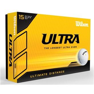 Wilson staff ultra ultimate distance balls (15 balls) van kantoor artikelen tip.