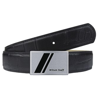 Wilson staff leather belt van kantoor artikelen tip.