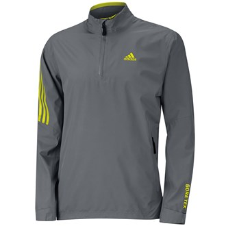 Image of Adidas Mens Gore-Tex Two Layer Half Zip Jacket