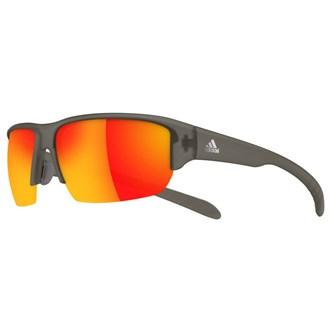Adidas KumaCross Halfrim Mirror Sunglasses