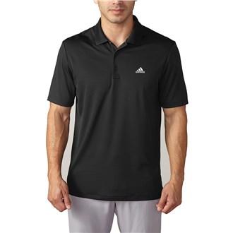 Adidas Mens Performance Polo Shirt (Logo on Chest)