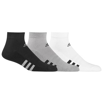 adidas low cut socks (3 pack)