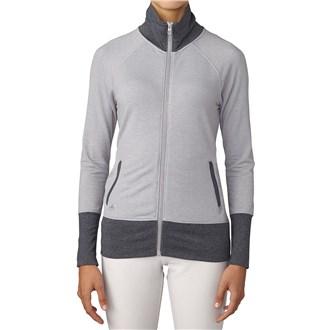 Adidas Ladies Rib Knit Jacket