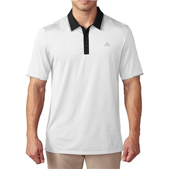 Adidas Mens Climacool Tip Polo Shirt