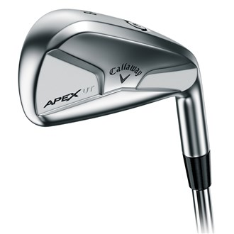 Callaway Apex Utility Hybrid Iron Steel Shaft