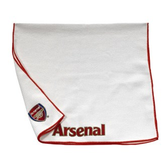 arsenal aqualock caddy towel