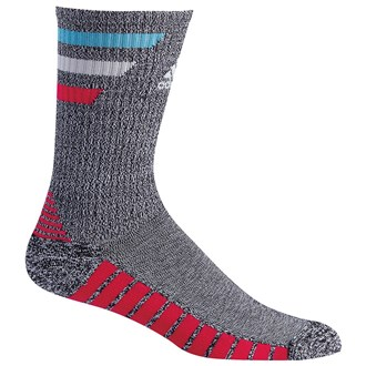 Adidas Single 3 Stripes Crew Socks