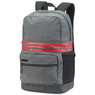 Adidas 3 stripes medium backpack van kantoor artikelen tip.