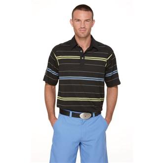Callaway mens turf stripe polo shirt