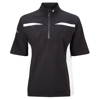 Image of Callaway Mens Green Grass 2.0 Waterproof Playing Top