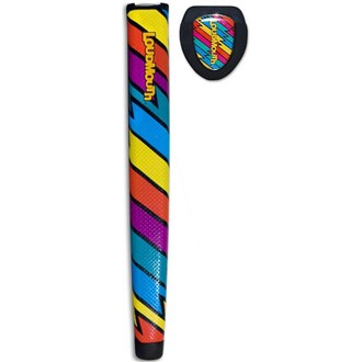 Loudmouth jumbo putter grip