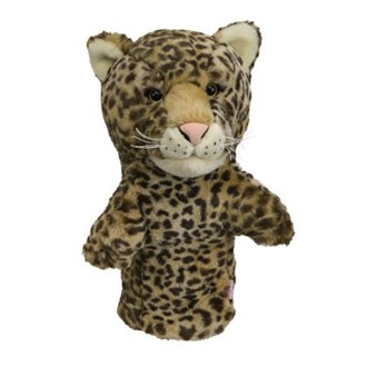 Daphnes leopard headcover
