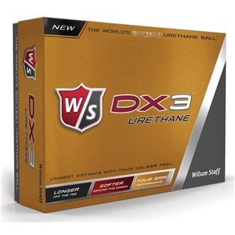 Wilson staff dx3 urethane balls (12 balls) van kantoor artikelen tip.