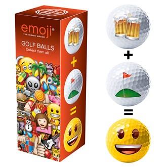 emoji balls (3 balls)