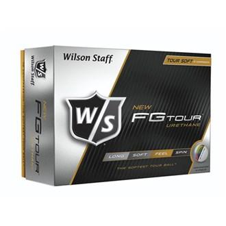 Wilson staff fg tour balls (12 balls)