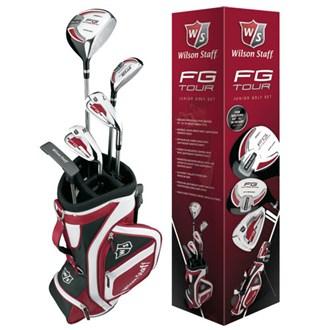 Wilson FG Tour 9 Piece Junior Golf Package Set (68 Year)