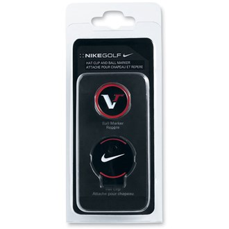 Nike Golf Vr Hat Clip Ball Marker Set 2012