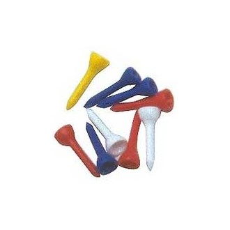golf short plastic tees (40pk)