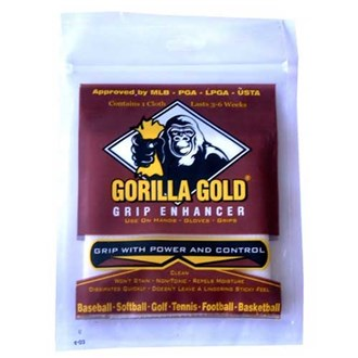 Gorilla gold grip enhancer