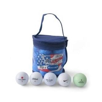 Premium American Lake Balls (18 Balls)