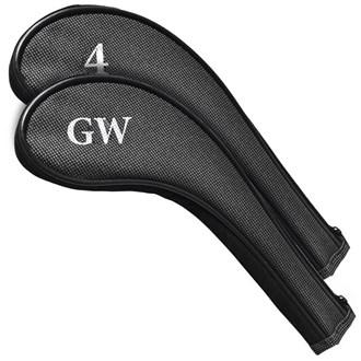 Two tone zipped iron covers (4 gw)