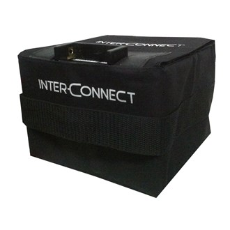 interconnect 28ah extended 36 hole battery (lead acid) with t bar connetion