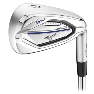 Mizuno jpx 900 hot metal irons (steel shaft)