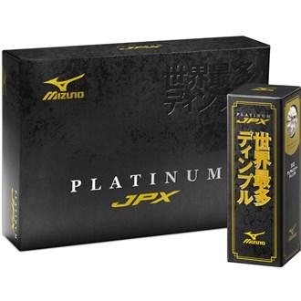 mizuno jpx platinum balls (12 balls)