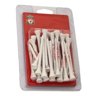 Liverpool football club wooden tees