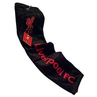Liverpool football club jaquard tri fold towel