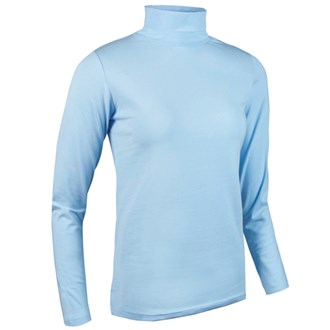 Glenmuir ladies hayley roll neck shirt