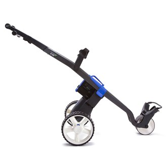 gokart manual electric trolley with lead acid battery