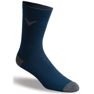 callaway mens tour series technical crew socks