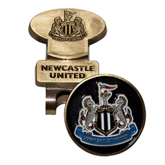 Newcastle hat clip with ball marker