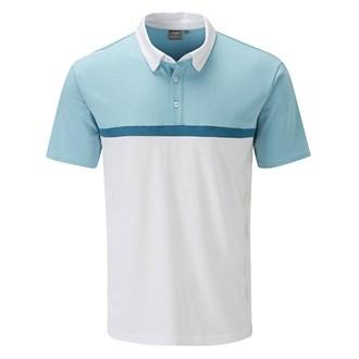Ping collection mens nile polo shirt van kantoor artikelen tip.