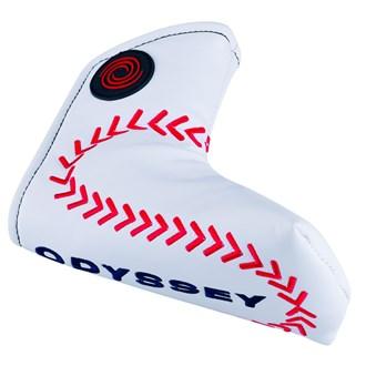 Odyssey baseball putter headcover