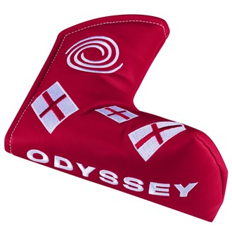 Odyssey england putter headcover