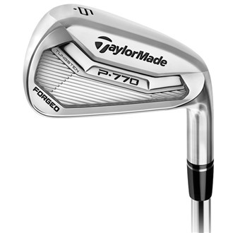 TaylorMade P770 Irons (Steel Shaft)