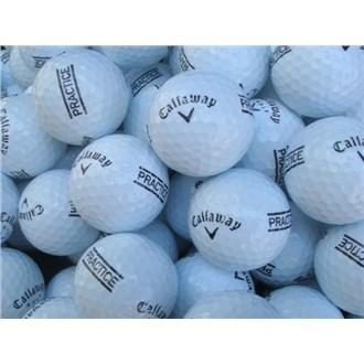 callaway practice balls (12 balls)