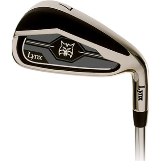 Lynx predator irons (steel shaft)
