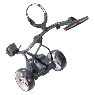 Motocaddy s1 electric trolley with lead acid battery 2017