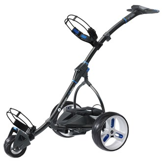 Motocaddy s3 pro digital electric trolley with lead acid battery 2015