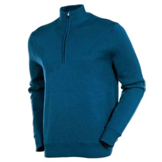 Sunice Mens Hayston 1/2 Zip Windstopper Sweater