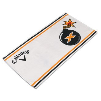 callaway tour authentic bomb towel