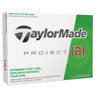 Taylormade project (a) ball (12 balls) 2016