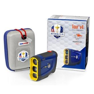 Bushnell Tour V4 Laser Rangefinder Ryder Cup Edition